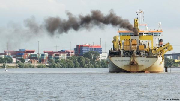 emissioni navi