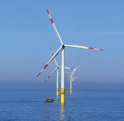 Eolico europeo, il vento fornisce il 14% del fabbisogno elettrico