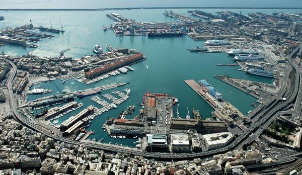 porto-di-genova-innalzamento-del-mare-enea