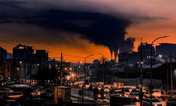 sud africa inquinamento