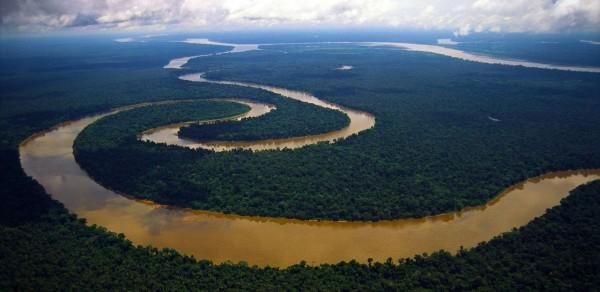 amazzonia centrali idroelettriche