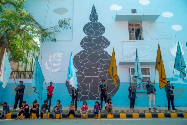 smog-murales-nuova-delhi