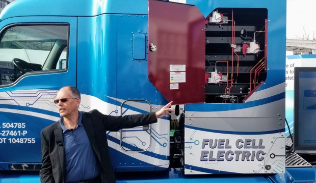 camion a idrogeno h2
