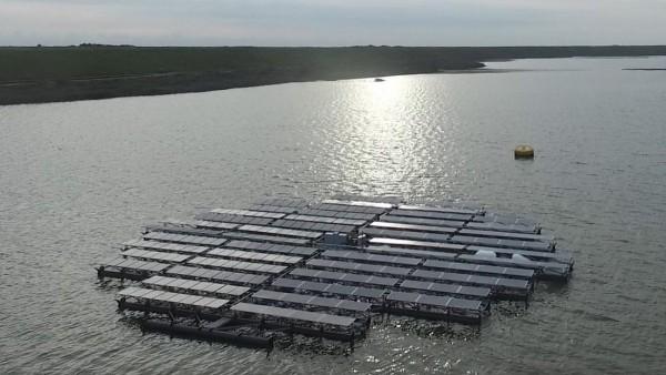 fotovoltaico flottante galleggiante