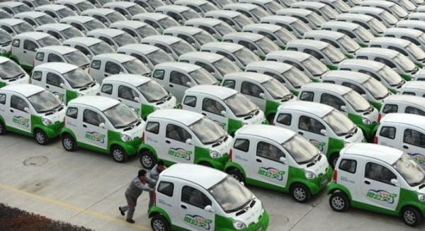 veicoli nuova energia