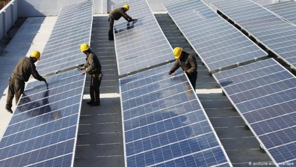 capacità elettrica mondiale