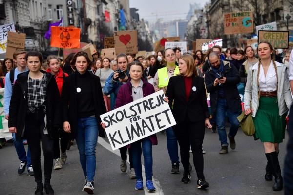 sciopero clima ragazzi