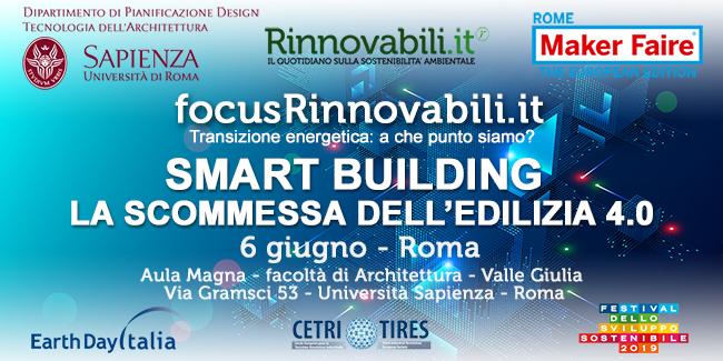 smart building evento roma