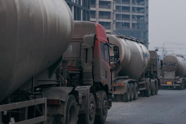 cina camion diesel