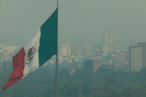 emergenza ambientale Città del Messico