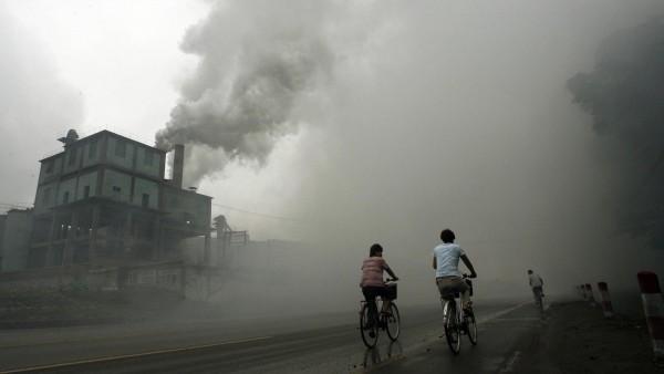 Cina ozono cfc 11