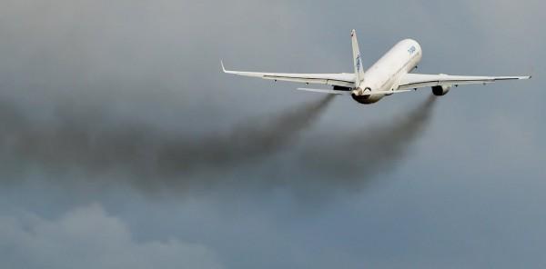 compagnie aeree inquinamento