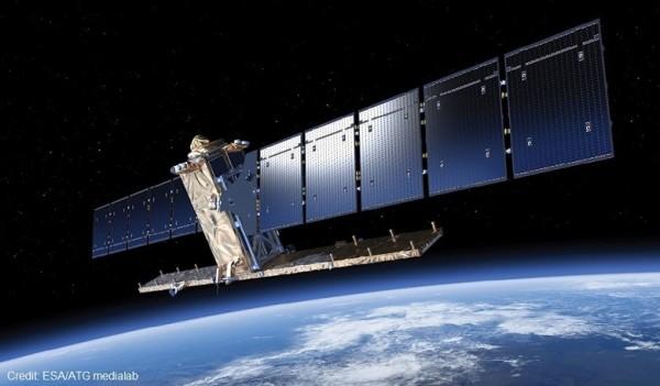 monitoraggio emissioni satelliti esa