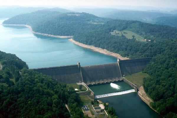 grandi fiumi mondo dighe