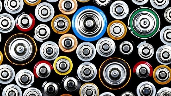 Batterie potassio ossigeno