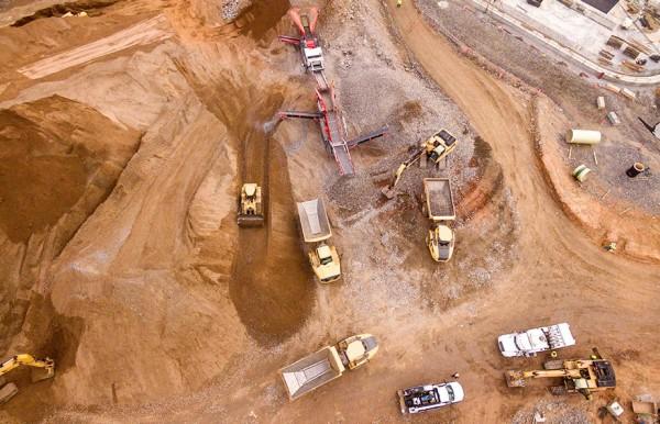 attività mineraria sostenibile
