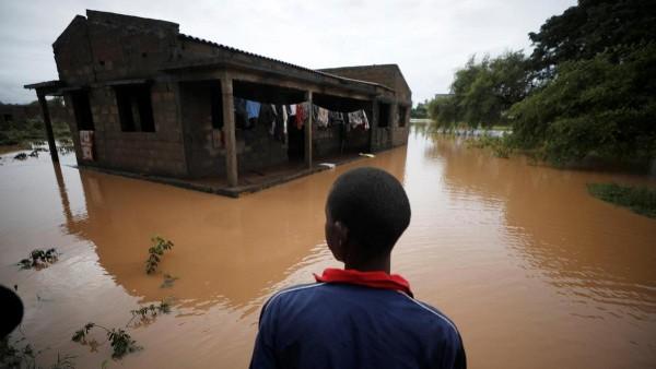 cicloni mozambico