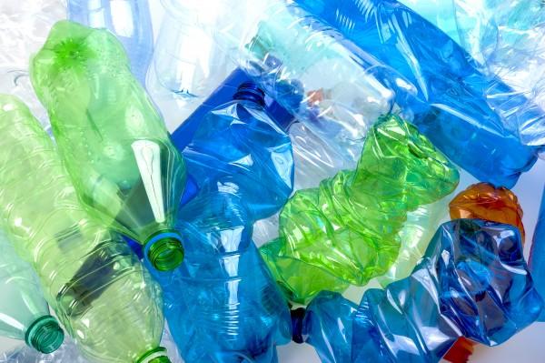 plastica riciclabile bottiglie