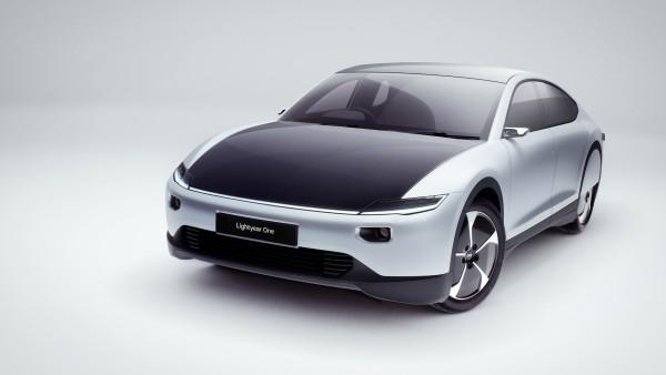 auto elettrica solare