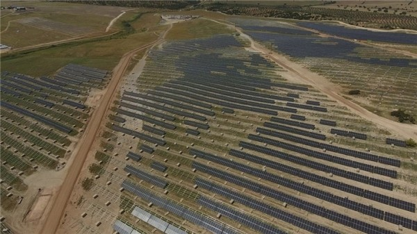 solare spagnolo