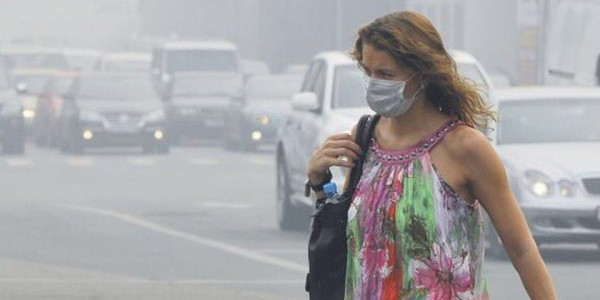 fertilità femminile gravidanza inquinamento