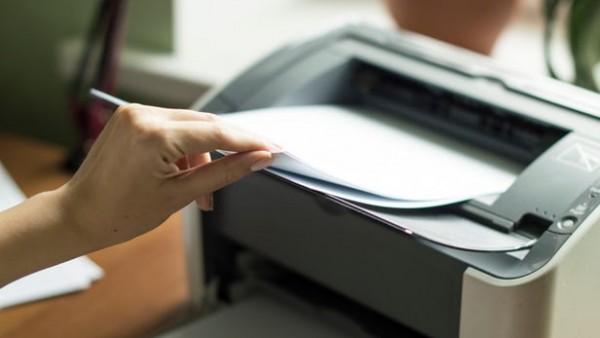 riciclo della carta stampata