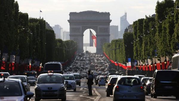 Parigi emissioni