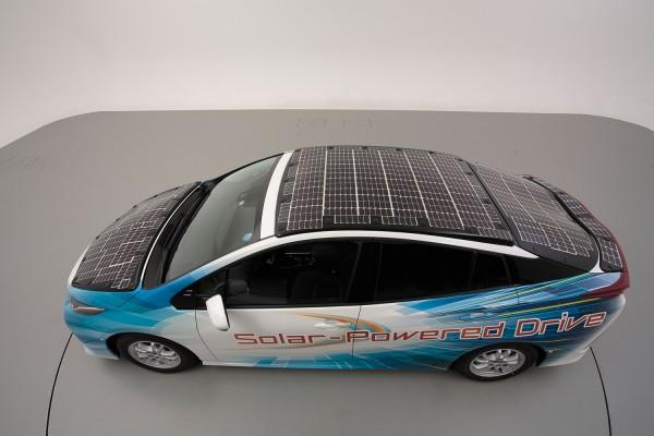Prius PHV solare
