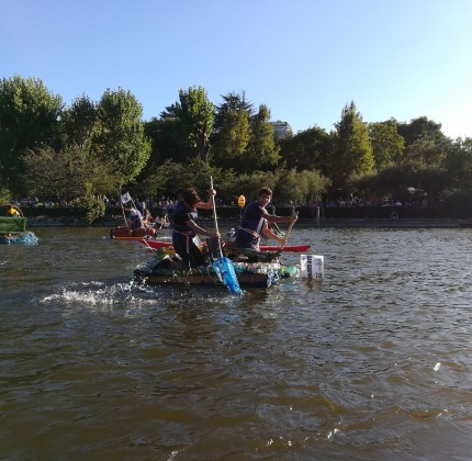 Re Boat national race