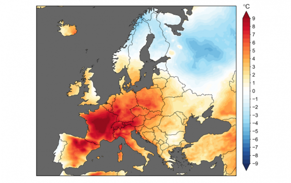 temperature giugno 2019 ondate di calore