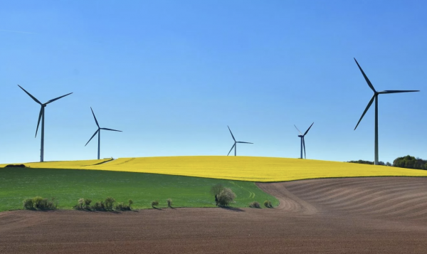 transizione energetica globale