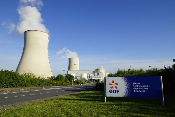 centrali nucleari francia