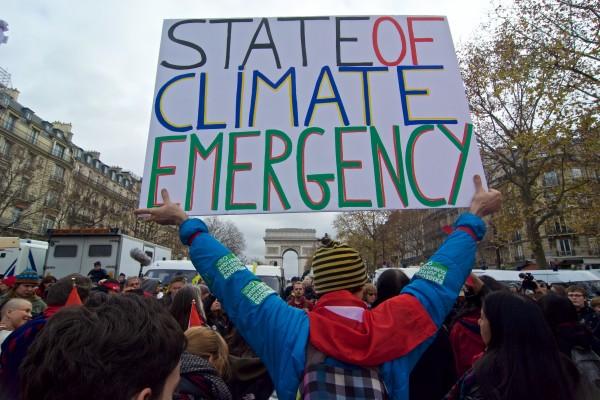 parigi emergenza climatica