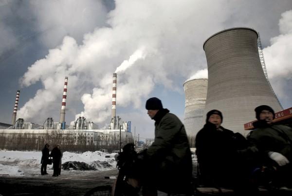 emissioni cinesi gas serra