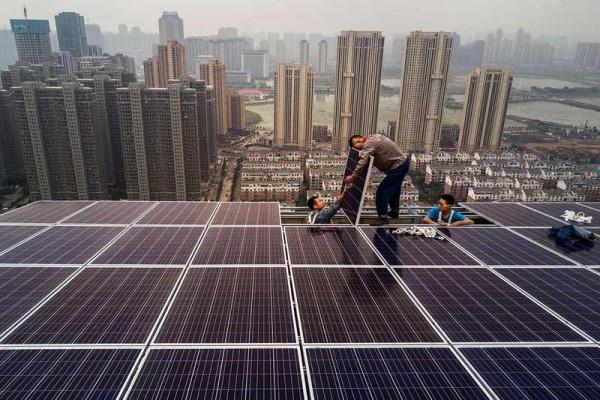 produzione solare