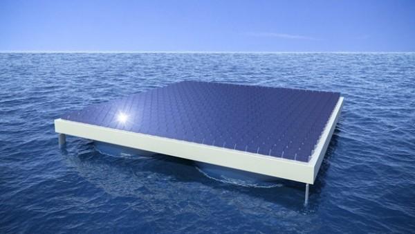 pannelli solari marini