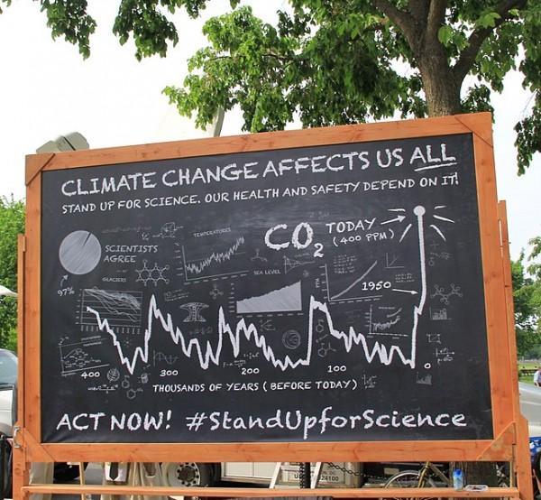 cambiamento climatico a scuola