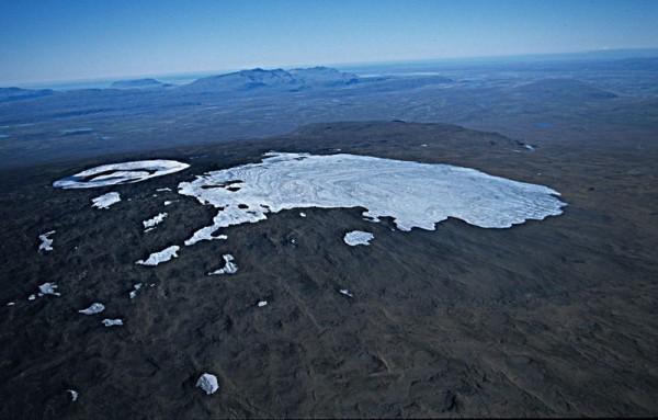 climate change ghiacciaio islanda