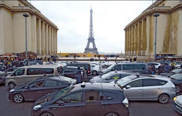 veicoli diesel parigi