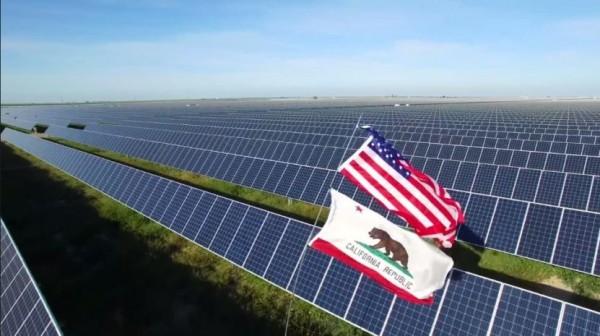 industria solare usa