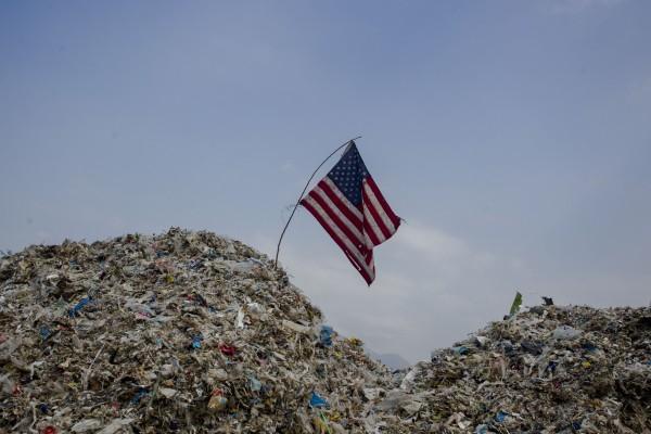 rifiuti pro capite usa