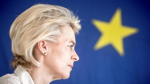 von der leyen commissione europea