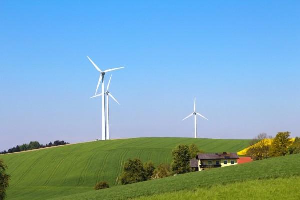 nuova capacità eolica