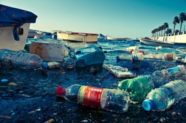 plastica mar mediterraneo