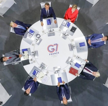 Dal clima alla biodiversità: l'ultimo giorno del G7 2019