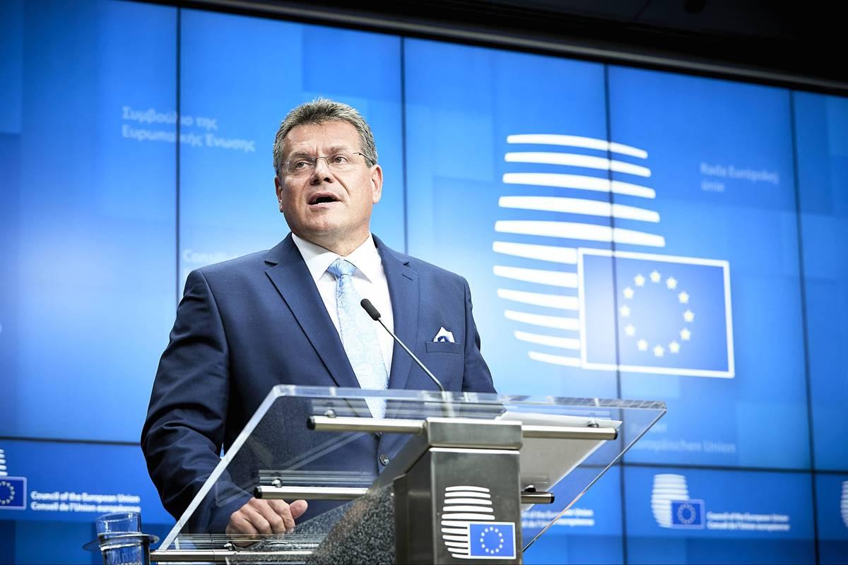 consiglio UE energia