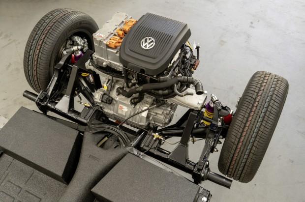Maggiolino Volkswagen elettrico