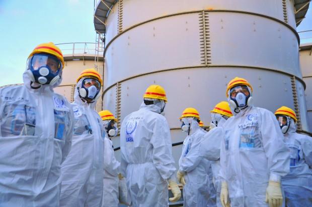 acqua contaminata centrale fukushima