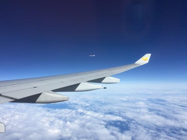 emissioni voli commerciali