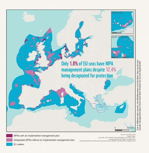 aree marine protette Ue